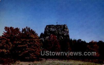 Bee Rock - Camp Douglas, Wisconsin WI Postcard