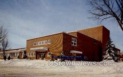 Wisconsin State University - Eau Claire Postcard