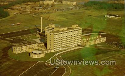 Sacred Heart Hospital - Eau Claire, Wisconsin WI Postcard