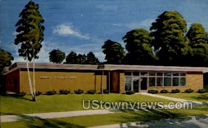 Krause Publications Inc. - Iola, Wisconsin WI Postcard