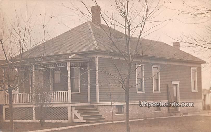 Residence - Kenosha, Wisconsin WI Postcard