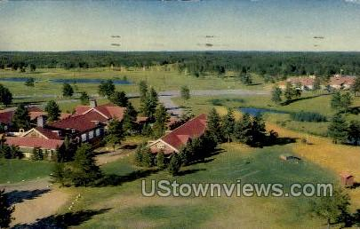 Gateway Hotel - Land-o-Lake, Wisconsin WI Postcard