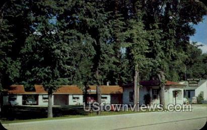Bluff View Motel - La Crosse, Wisconsin WI Postcard