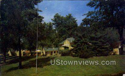 Nuttleman's Motor Lodge - La Crosse, Wisconsin WI Postcard