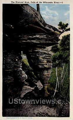 The Hornet's Nest - Misc, Wisconsin WI Postcard