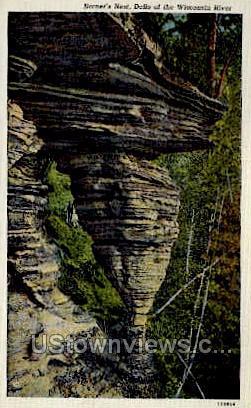 Hornet's Nest - Misc, Wisconsin WI Postcard