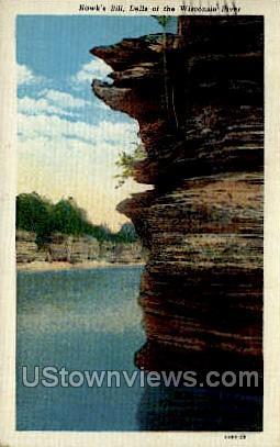 Hawk's Bill - Misc, Wisconsin WI Postcard