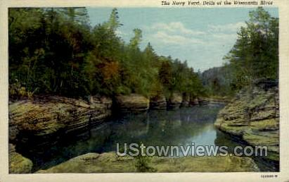 The Navy Yard - Misc, Wisconsin WI Postcard