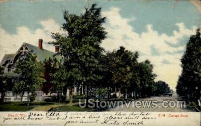 Merrill, Wisconsin Postcard