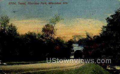 Riverview Park - MIlwaukee, Wisconsin WI Postcard