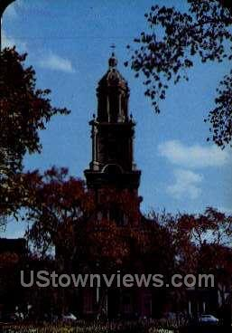 St. John's Cathedral - MIlwaukee, Wisconsin WI Postcard