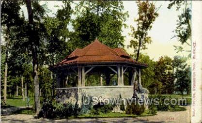 Music Pavilion - MIlwaukee, Wisconsin WI Postcard
