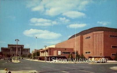 Milwaukee Arena-Auditorium - Wisconsin WI Postcard