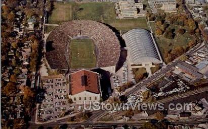 Camp Randall Stadium - Madison, Wisconsin WI Postcard