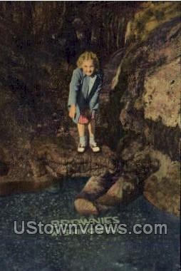 Cave Of The Mounds - Madison, Wisconsin WI Postcard