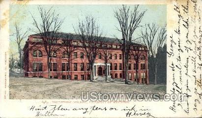 University of Wisconsin - Misc Postcard