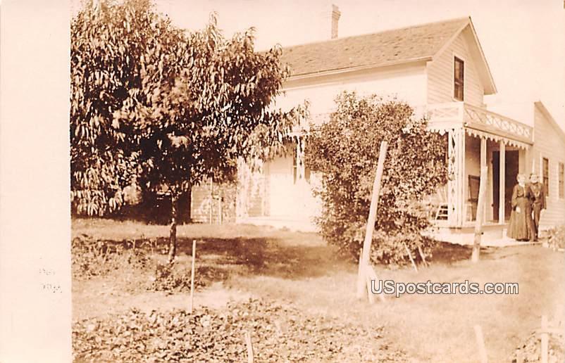 Residence - Misc, Wisconsin WI Postcard