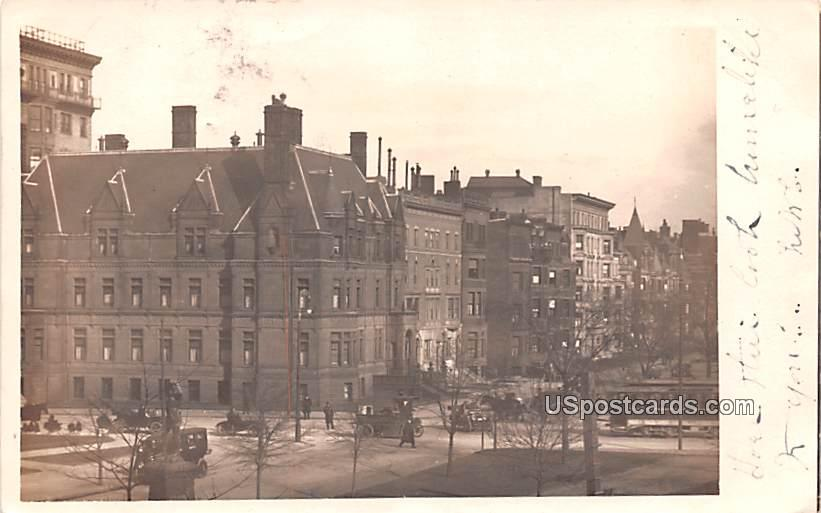 Several Large Buildings - Misc, Wisconsin WI Postcard