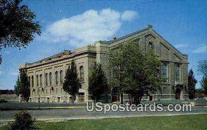 Field House - Madison, Wisconsin WI Postcard