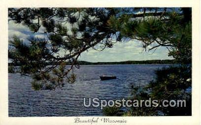 Beautiful Wisconsin - Misc Postcard