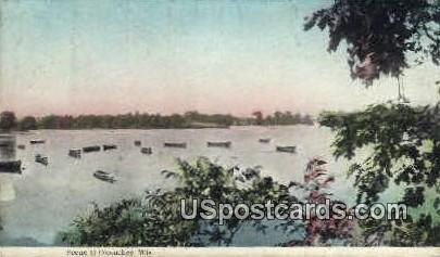 Okauchee - Wisconsin WI Postcard