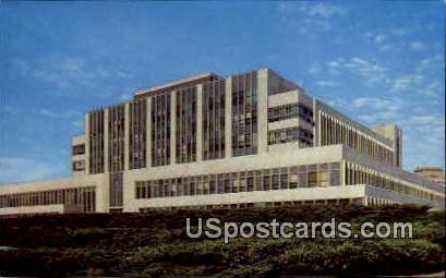 U. S. Forest Products Laboratory - Madison, Wisconsin WI Postcard
