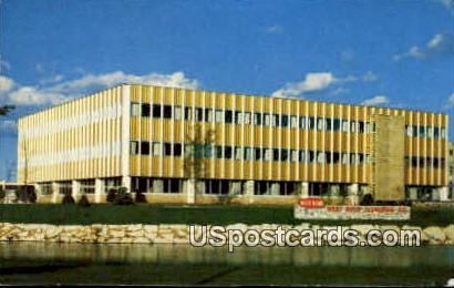 West Bend Aluminum Company - Wisconsin WI Postcard