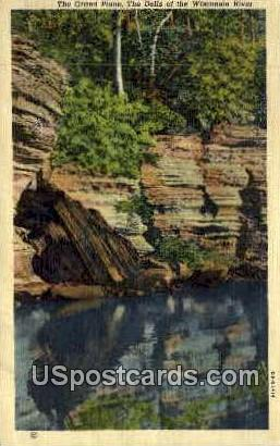 Grand Piano - Wisconsin Dells Postcards, Wisconsin WI Postcard