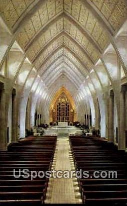 St. Joseph Cathedral - La Crosse, Wisconsin WI Postcard