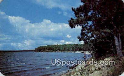 Shore - Misc, Wisconsin WI Postcard