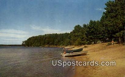 Vacationing - Misc, Wisconsin WI Postcard