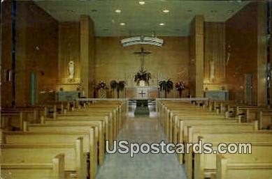 St. Michael Hospital - MIlwaukee, Wisconsin WI Postcard