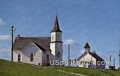 Pinecrest Village - Manitowoc, Wisconsin WI Postcard