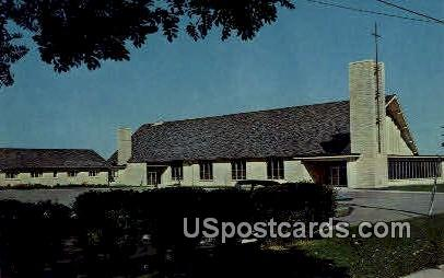 Holy Rosary Congregation - Kewaunee, Wisconsin WI Postcard