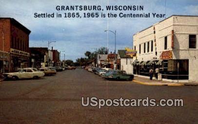Crex Meadows Conservation - Grantsburg, Wisconsin WI Postcard