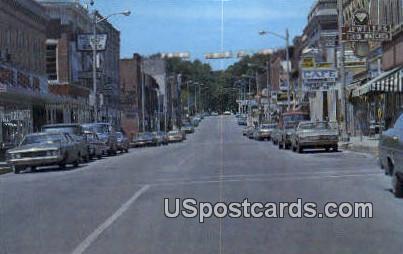 Wisconsin State University - Platteville Postcard