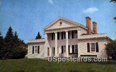 American Home, Cotton House - Green Bay, Wisconsin WI Postcard