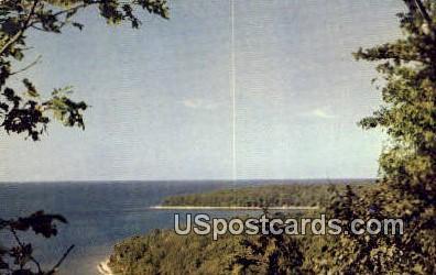 Peninsula State Park - Door County, Wisconsin WI Postcard
