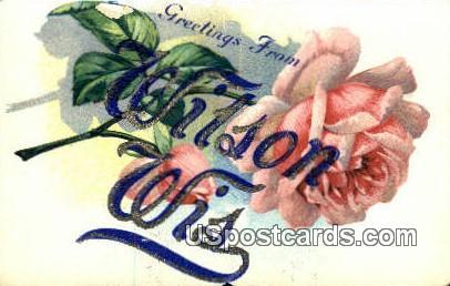 Wilson, Wisconsin     ;     Wilson, WI Postcard