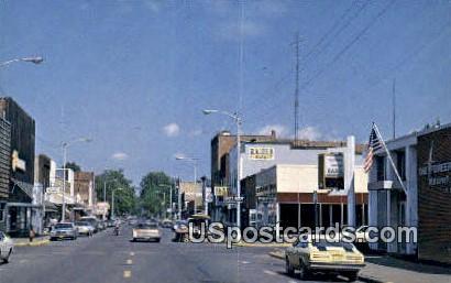Rusk County - Ladysmith, Wisconsin WI Postcard