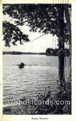 Wausau, Wisconsin     ;     Wausau, WI Postcard