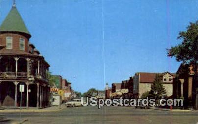 The Musky Capital - Hayward, Wisconsin WI Postcard
