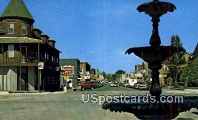 Hayward, Wisconsin     ;     Hayward, WI Postcard