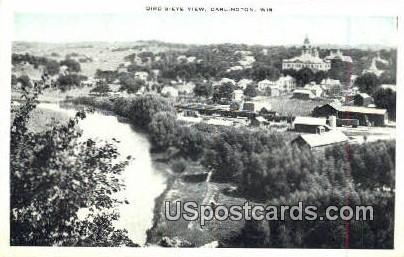 Darlington, Wisconsin     ;     Darlington, WI Postcard