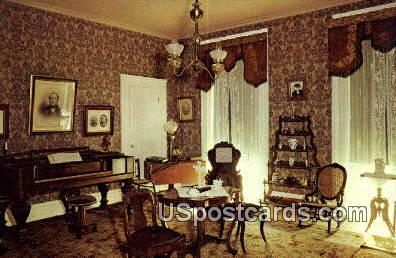 Parlo, Octagon House - Watertown, Wisconsin WI Postcard