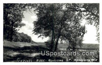 Sentinel Ridge - Wyalusing, Wisconsin WI Postcard