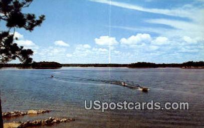 Northern Lake, Wisconsin     ;     Northern Lake, WI Postcard