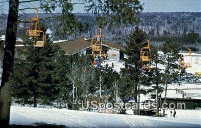 Telemark Lodge - Cable, Wisconsin WI Postcard