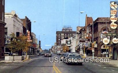 Fond du Lac, Wisconsin     ;     Fond du Lac, WI Postcard