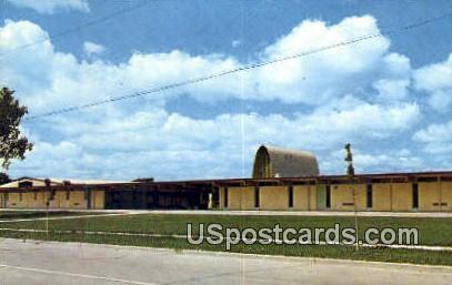 Xavier High School - Appleton, Wisconsin WI Postcard